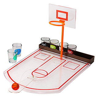 Basketball Shots Drinking Game