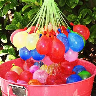 Bulk-Fill Water Balloons