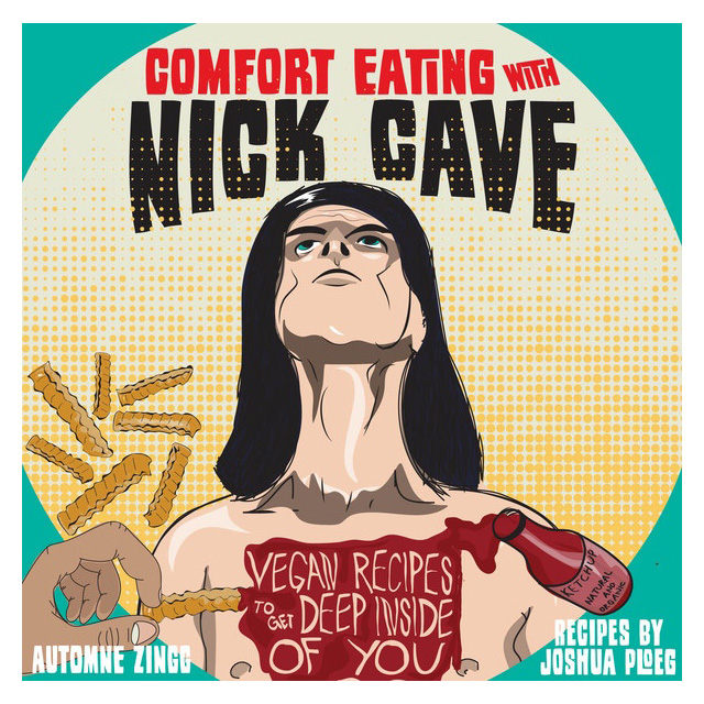 Comfort Eating with Nick Cave
