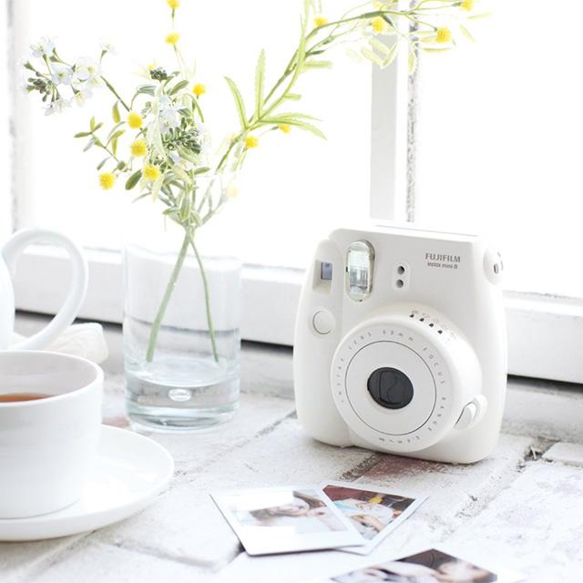 Cute Instant Film Camera