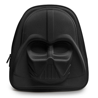 Darth Vader Molded Backpack