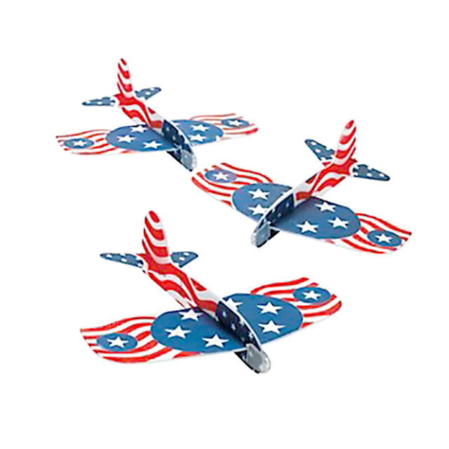 Freedom Flyer Toy Gliders