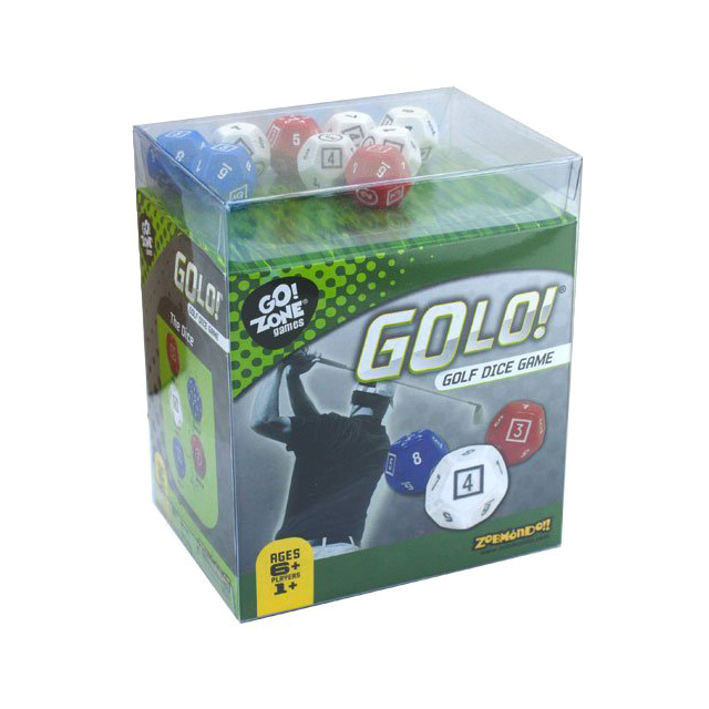 Golf Dice Game