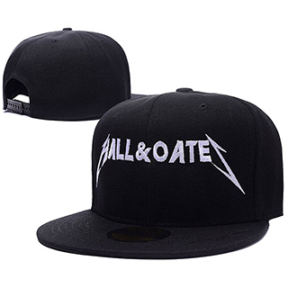 Hall & Oates Heavy Metal Snapback