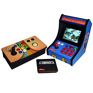 Miniature Arcade Game Systems