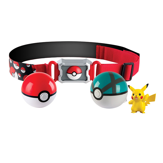 Pokeball Utility Belt