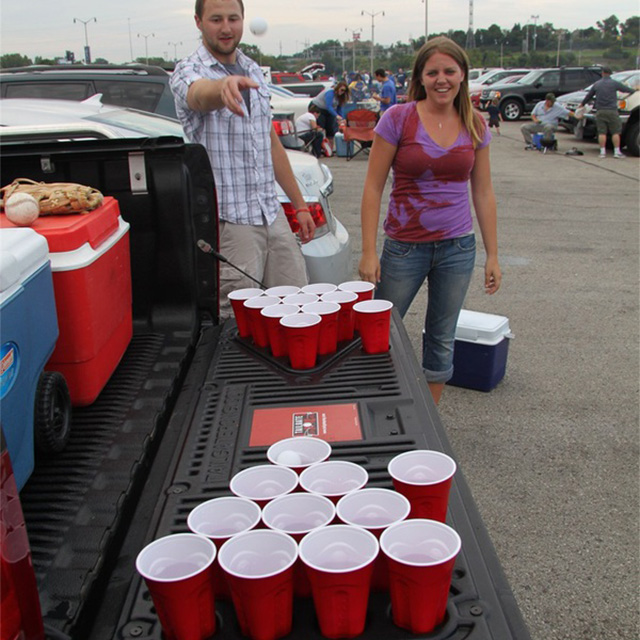 Tailgate Beer Pong Table