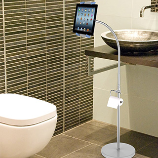 Bathroom Tablet Stand