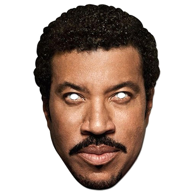 Cheap Lionel Richie Mask