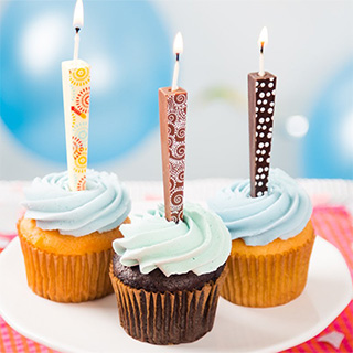 Edible Candles