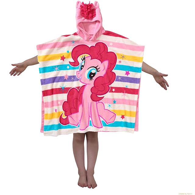 My Little Pony Hooded Poncho