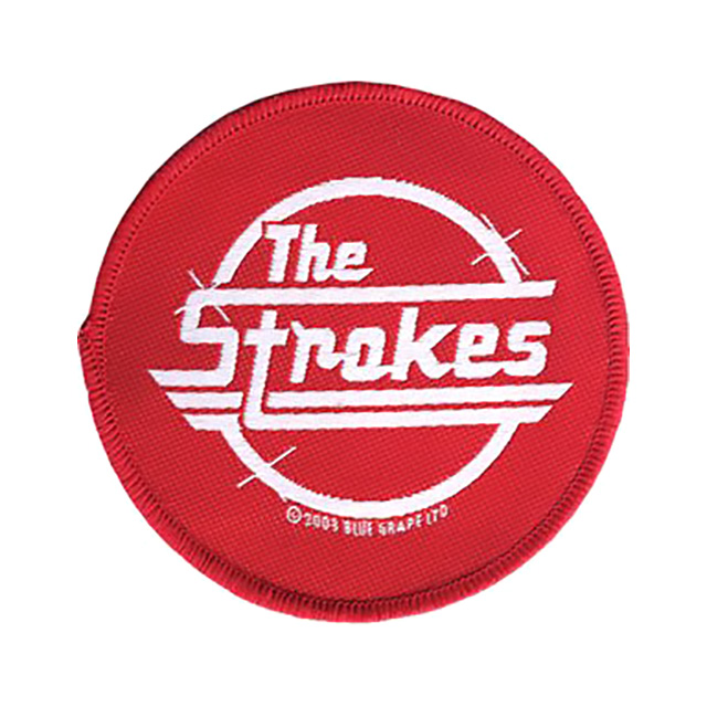 The Strokes Woven Patch