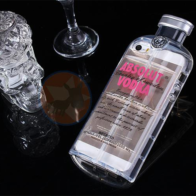 Vodka Bottle Phone Case