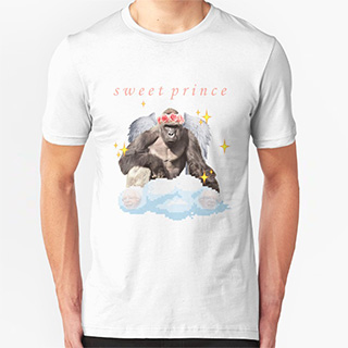 Angelic Harambe Shirt