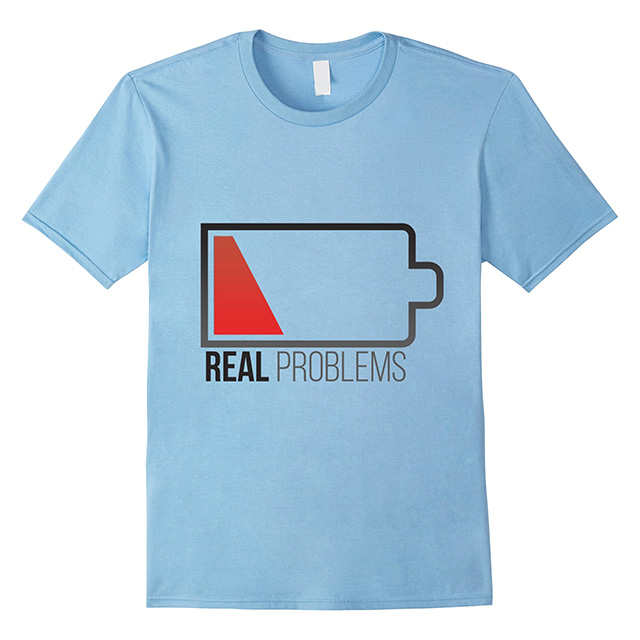 Battery Problems Shirt
