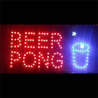 Beer Pong Action Light