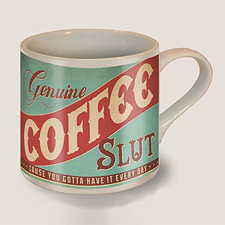 Coffee Slut Mug