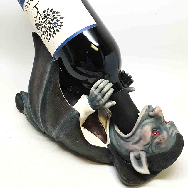 Dracula Wine Bottle Holder