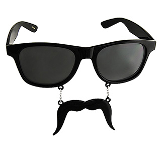 Moustache Sunglasses