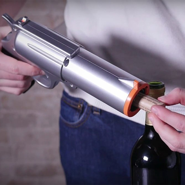 The Wine Gun