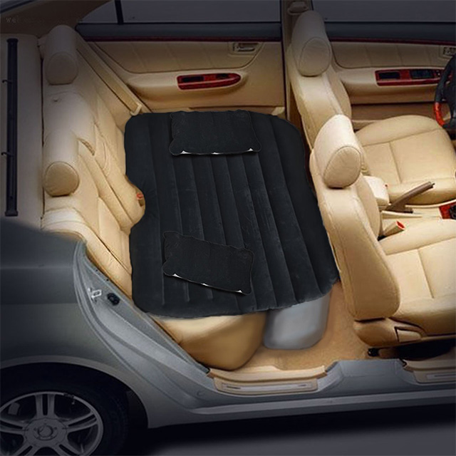 Backseat Air Mattress