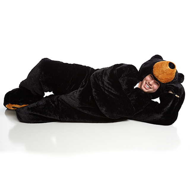 Black Bear Sleeping Bag