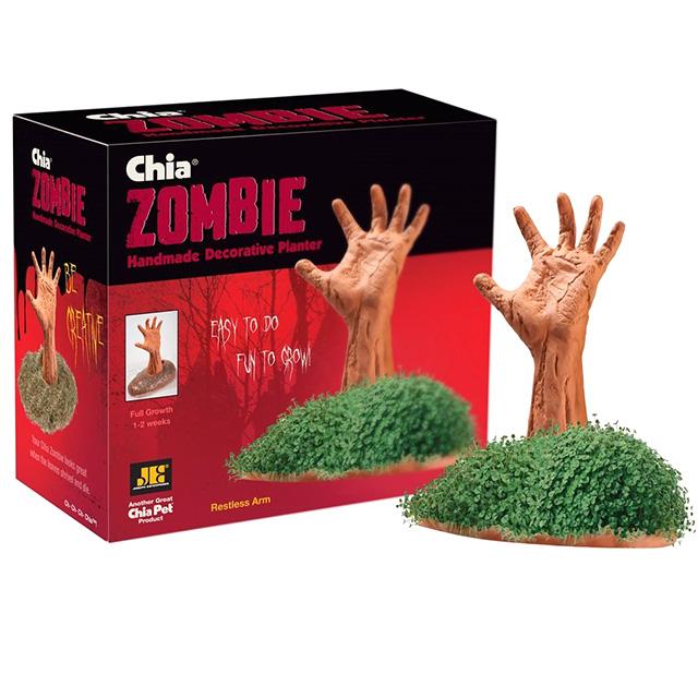 Chia Zombie Arm