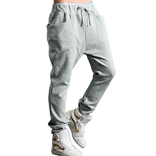 Drop Crotch Sweatpants