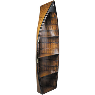 Row Boat Book Shelf