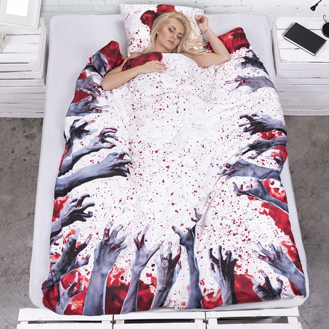 Zombie Dreams Bedding