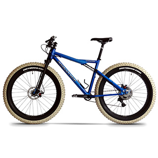 All Wheel Drive Fat Bike