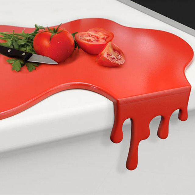 Counter Spill Cutting Board