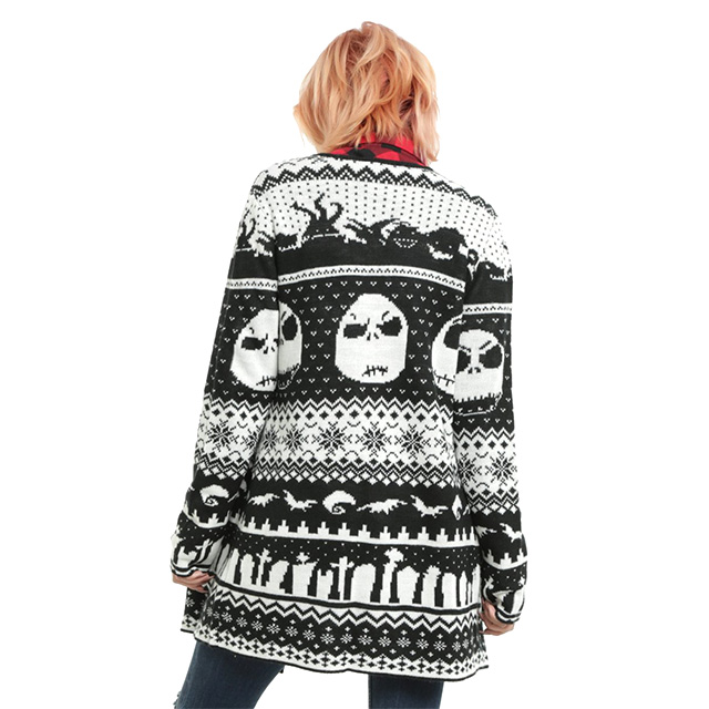 Nightmare Before Christmas Cardigan