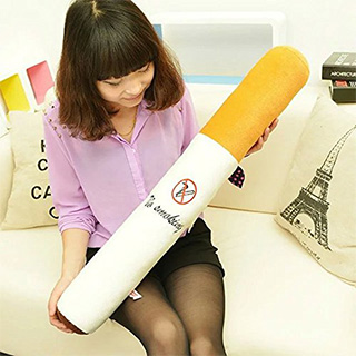 Cigarette Pillow
