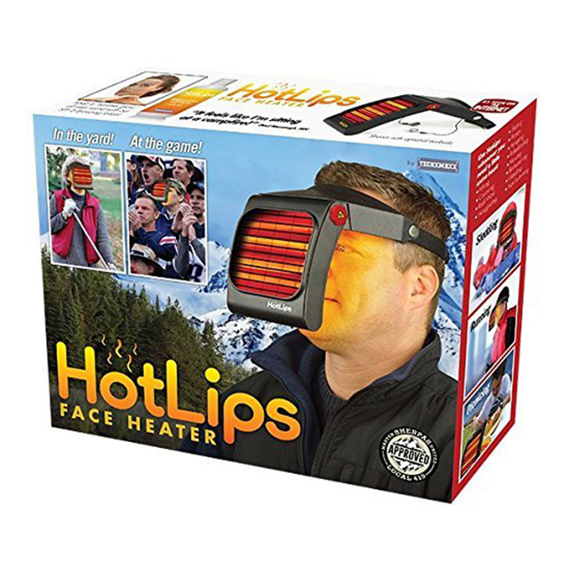 Hot Lips Face Heater
