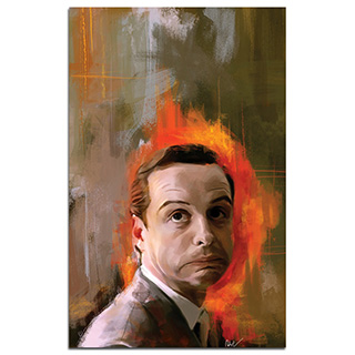 Moriarty on Canvas