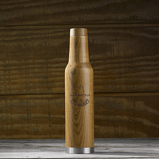 Oak Bottle Infuser