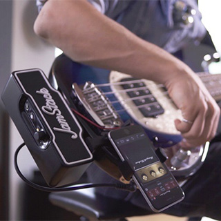 Portable Guitar Amp Attachment
