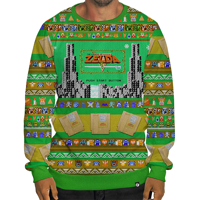 The Legend of Zelda Pullover