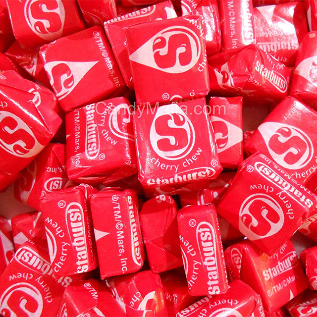 Cherry Starburst in Bulk