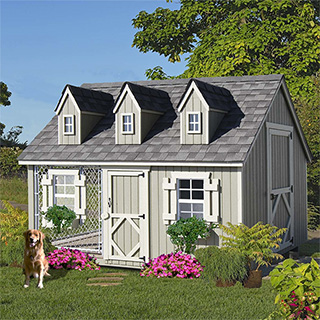 Dog Cottage Kennel