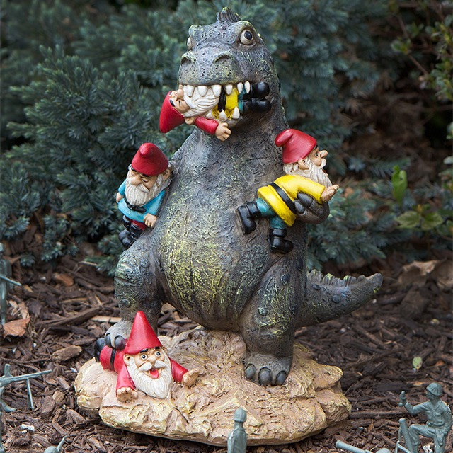 Garden Gnome Monster Massacre