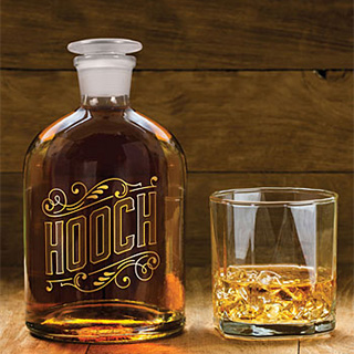 Hooch Decanter