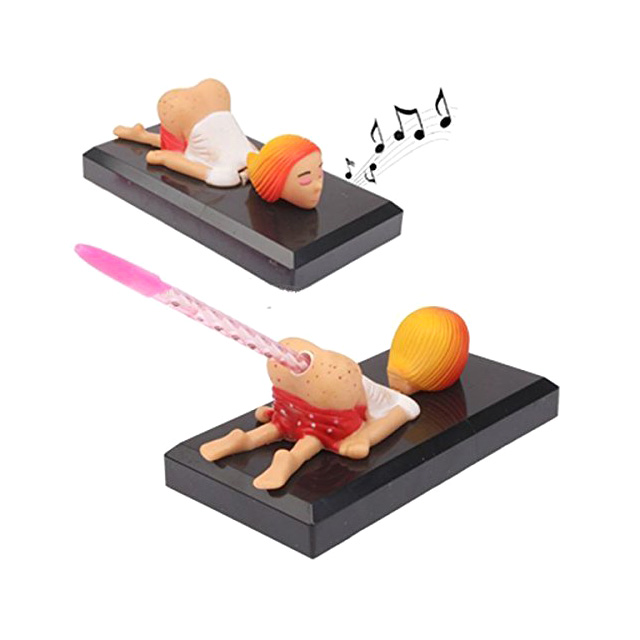 Moaning Buttplay Pen Holder