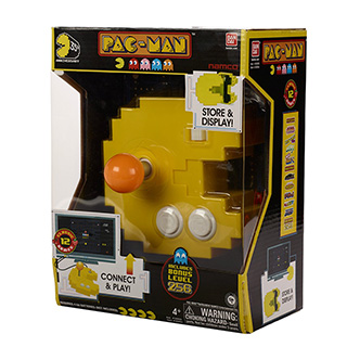 Pac-Man's Mini Arcade