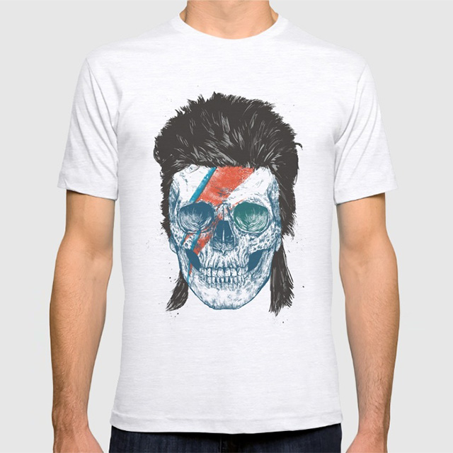 Rock Star Skull Shirt