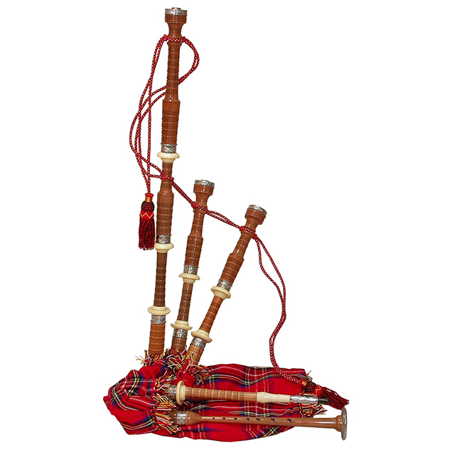 A Real Bagpipe