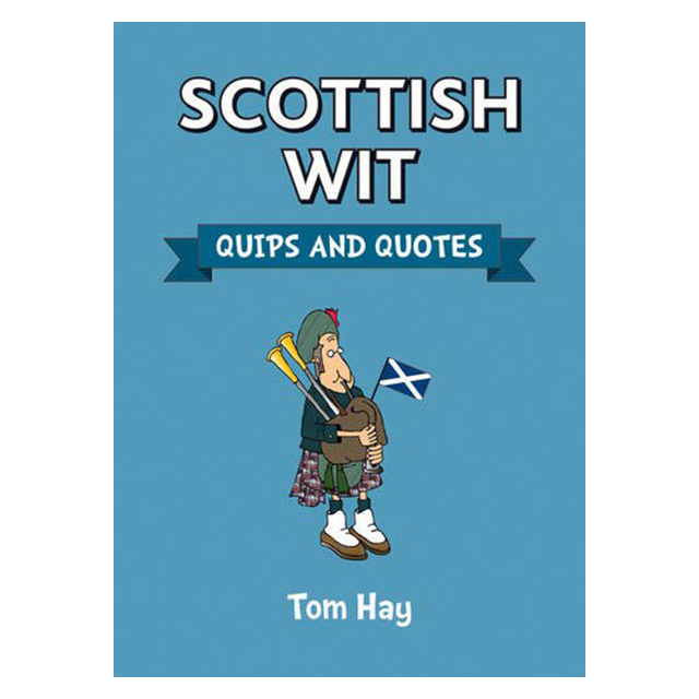 Book of Scottish Humor