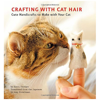 Cat Hair Craft Book