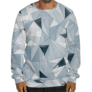 Geometric Sweatshirt